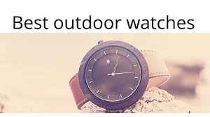 Best outdoor watches to buy in 2020 - updated