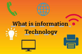what is information technology and its benefits